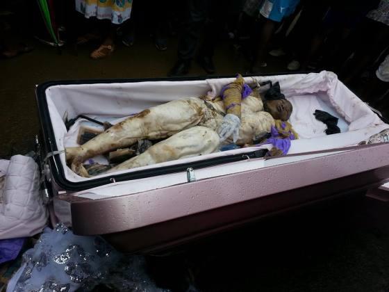 PURO TEATRO: ¿Dónde están los resultados de la autopsia? el plazo ha vencido