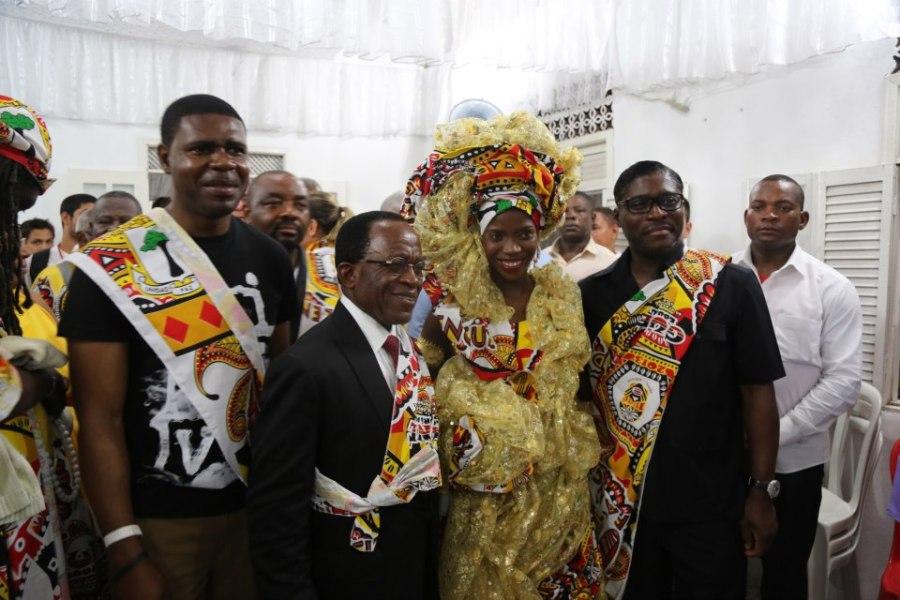 Carnaval 2013 financiado por Guinea Ecuatorial