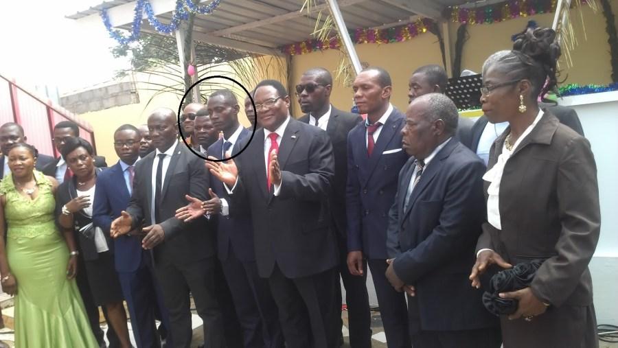 Leoncio Eko Mba alias Adjoguening