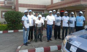 Avelino Mocache en Mongomo para presentar su programa electoral