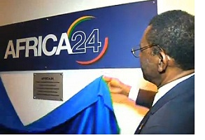 Africa 24 - Inauguration 2++
