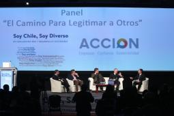 """Más de mil personas asistieron al XIV Encuentro de Desarrollo Sostenible """"Soy Chile, Soy Diverso"""""""