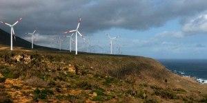 Tecnología Siemens es parte del proyecto eólico más grande de su tipo en Chile que abastecerá a Minera Los Pelambres