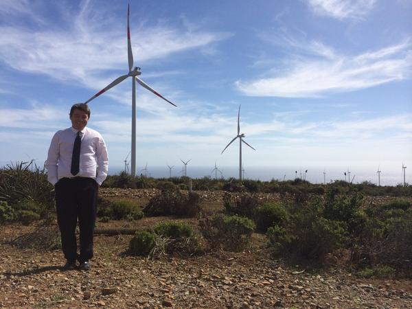 energía renovable en Chile