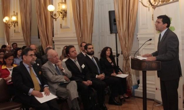 Chile llevará a la COP20 de Lima el compromiso de alcaldes contra el cambio climático