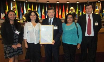 Municipalidades Metropolitanas reciben Certificación Ambiental 2014