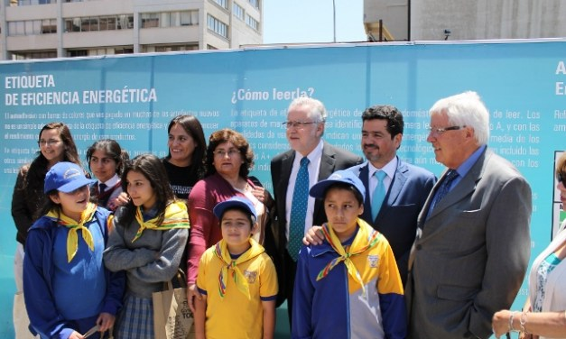 Con gran participación se inaugura Feria de Eficiencia Energética en Valparaíso