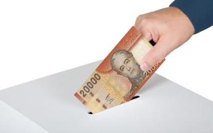 Directorio de ACCIÓN se pronuncia sobre el financiamiento a campañas políticas