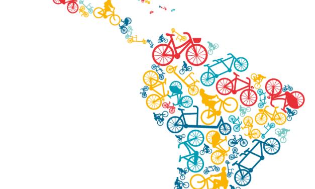 BID lanza guía para impulsar el uso de la bicicleta en América Latina y el Caribe