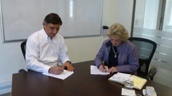 Securitas Chile y Fundación Paternitas firman convenio para reinserción de personas en riesgo socio-laboral
