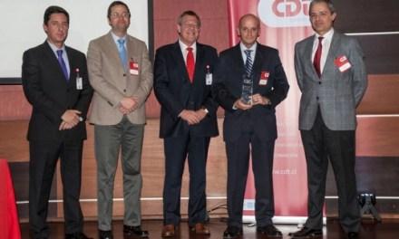 Sodimac recibe Premio CDT por su compromiso con la sustentabilidad