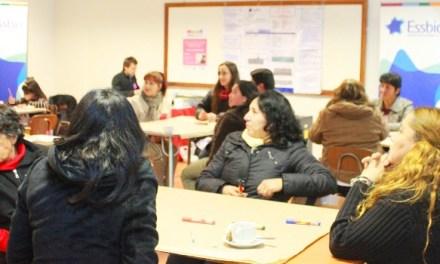En Programa Mi Barrio Sustentable dirigentes sociales debaten sobre uso responsable del agua