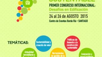 Edificios eficientes serán protagonistas de LATAM Sustentable 2015