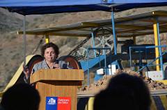 Ministra de Minería participará en Conferencia Srmining 2015