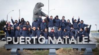 LAN y Municipalidad inauguran obras en acceso a Puerto Natales