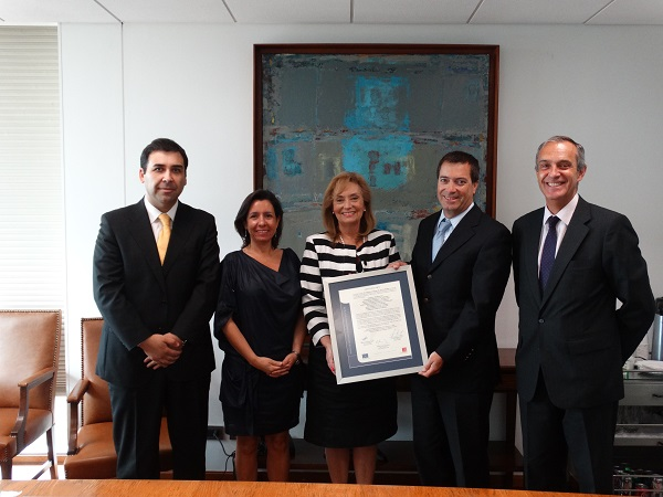 Colbún recibe certificado de Modelo de Prevención de Delitos