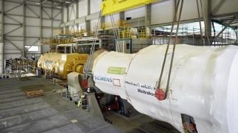 Siemens establece un nuevo récord mundial de rendimiento y eficiencia en la central eléctrica de Düsseldorf