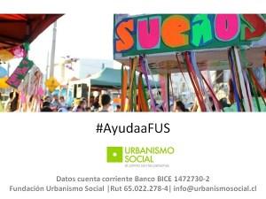 Recaudación de fondos por robo a Fundación Urbanismo Social #AyudaaFUS
