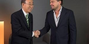 @LeoDiCaprio llama a la audacia para mitigar el cambio climático #ParisAgreement