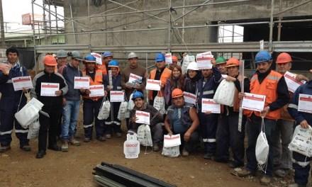 Hogar+ alista nuevo ciclo de capacitaciones en sustentabilidad para trabajadores de la construcción y sus familias