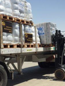 UPS 2 Ayuda a Ecuador