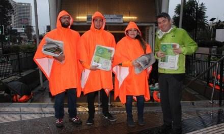 """Lanzan campaña de invierno """"Por una calefacción sustentable y limpia"""""""