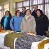 Inédito programa con comunidades pehuenches busca fortalecer el emprendimiento