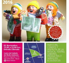 5a Ecoferia creada por Ecobarrio Villa Santa Elena cumple cinco años de cultura sustentable