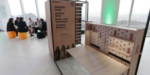 """""""Ciberescritorio"""" de madera competirá en concurso internacional de diseño"""