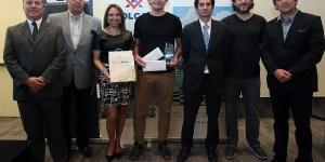 Compañía Industrial El Volcán premia la edificación sustentable