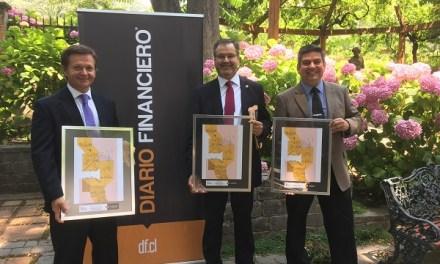 AquaPacífico premiado en Innovación por el Diario Financiero