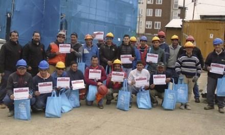 2000 trabajadores de la construcción fueron capacitados en sustentabilidad para el hogar el 2016