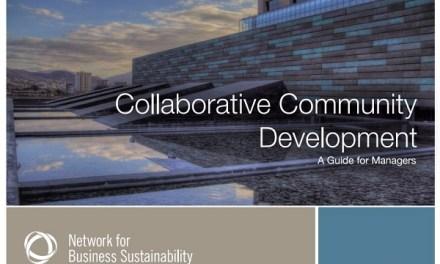 Centro de Sostenibilidad Empresarial de la Escuela de Negocios UAI lanza guía sobre Desarrollo Comunitario Colaborativo, orientada a ejecutivos a nivel global
