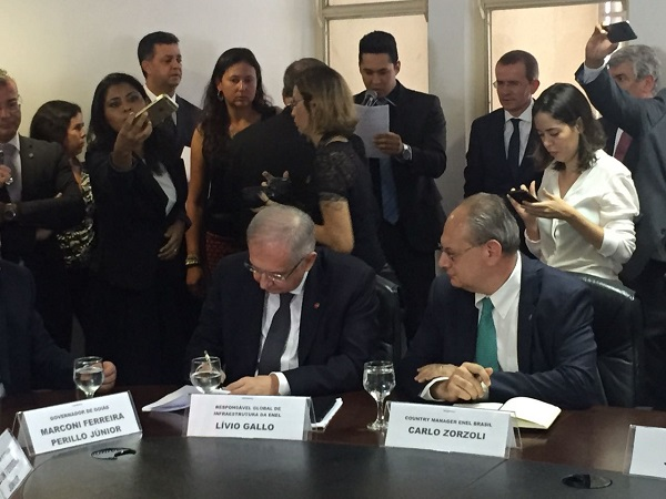 ENEL Américas cierra la adquisición de la compañía de distribución brasileña CELG