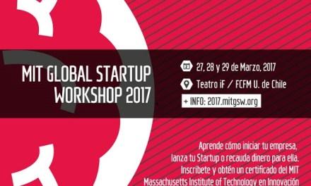 MIT GSW: El evento más importante para startups se desarrollará por primera vez en Chile