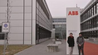 Ganadores de Concurso de Innovación en EE de ABB en Chile recorrieron fábricas de la compañía en Suiza y Suecia