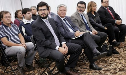 Firman Acuerdo para asegurar la protección de la Cuenca el Yali