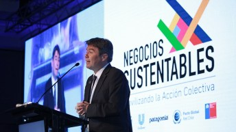 """Ministro Marcelo Mena: """"Cuando se cierra la puerta a la contaminación se abre otra para un desarrollo más sustentable"""""""