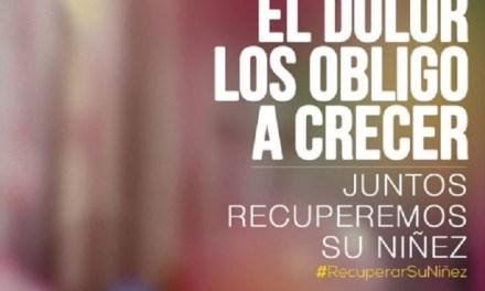 Fundación Ciudad del Niño lanza campaña para tomar conciencia acerca del valor de la niñez