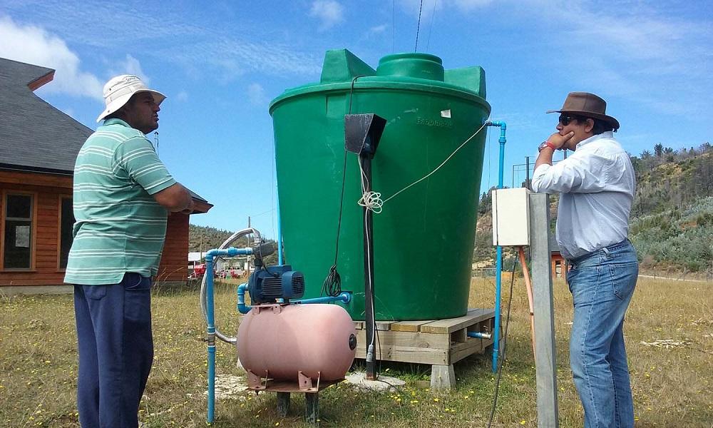 Alianza público-privada posibilita acceso al agua potable en comunidades rurales