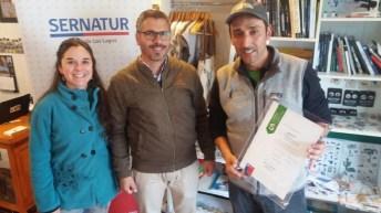 BirdsChile recibe certificación de sello S de Sustentabilidad Turística