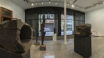 """Exposición de escultura chilena """"Cuerpo y Materia"""" se presenta en Sala Gasco"""