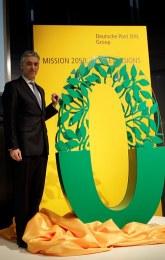 El Grupo Deutsche Post DHL presentó su compromiso para alcanzar cero emisiones de carbono en el año 2050