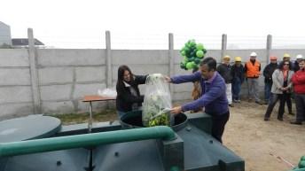 Henkel Chile pone en marcha su proceso de compostaje industrial