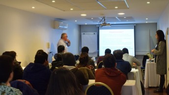 Comienza training en innovación y emprendimiento para jóvenes innovadores