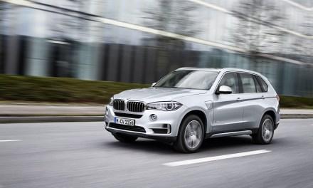 BMW lanza en Chile su gama iPerformance de vehículos híbridos enchufables