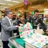 Jumbo y Municipalidad de Las Condes incentivan a disminuir el uso de bolsas plásticas