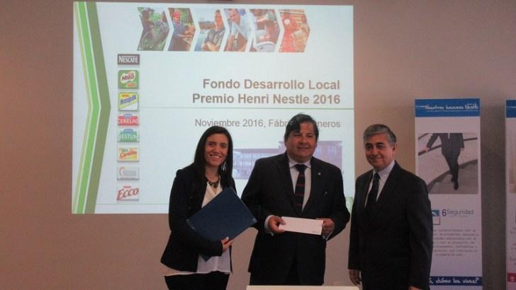 Por segundo año consecutivo Nestlé lanza Fondo de Desarrollo Local