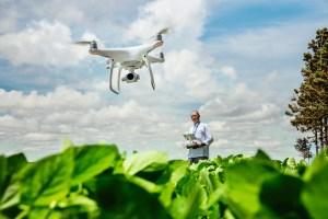 Drone sustentabilidad