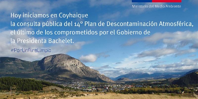 Coyhaique Plan Descontaminación